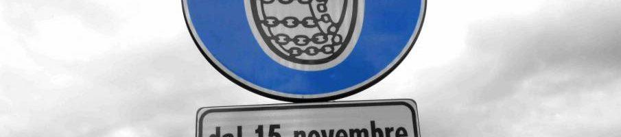 Pneumatici invernali: dal 15 novembre scatta l'obbligo